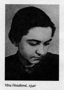 Vera Hozáková1940